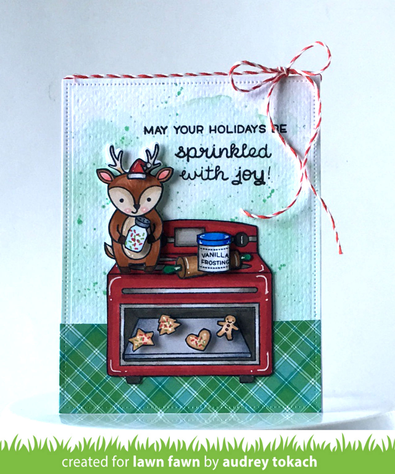 Lawn Fawn Intro: Sprinkled with Joy + Sprinkled with Joy Add-on ...