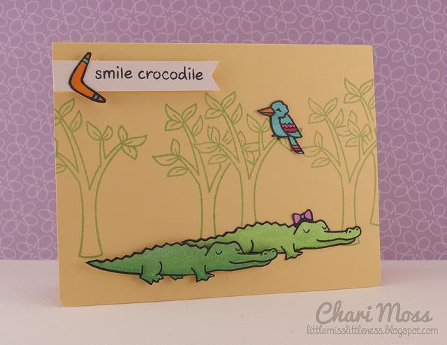 SmileCrocodile