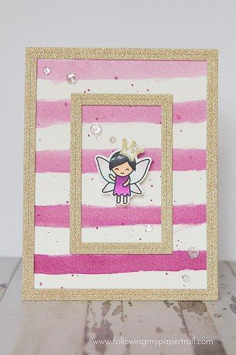 Fairy Princess Sparkle Border