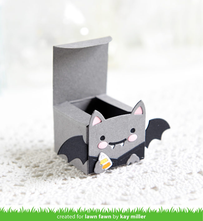 Lawn Fawn Tiny Gift Box Bat Add-On에 대한 이미지 검색결과